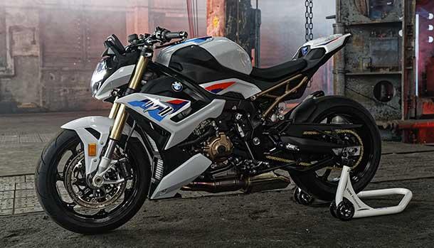 Nuova BMW S 1000 R