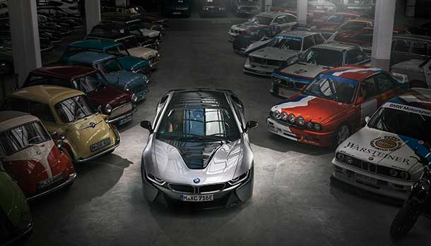 BMW i8 Alpina