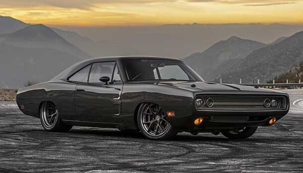 Dodge Charger Evolution by SpeedKore