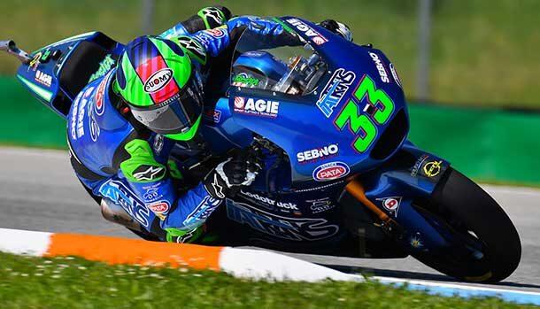 Enea Bastianini - Moto2