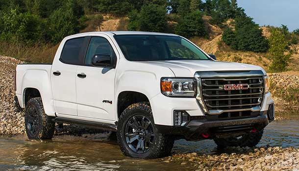 GMC Canyon AT4 Off-Road Performance Edition 2021