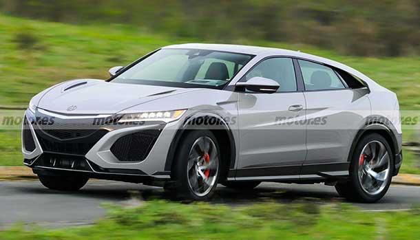 Honda NSX SUV
