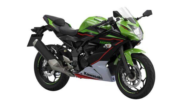 Kawasaki Ninja 125 Model Year 2021