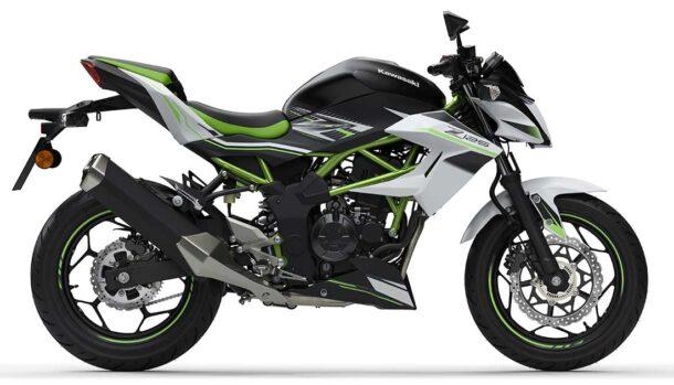 Kawasaki Z125 Model Year 2021