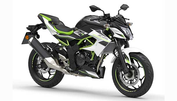 Kawasaki Z125 Model Year 2021