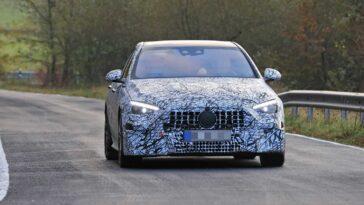 Mercedes-AMG C43 2022