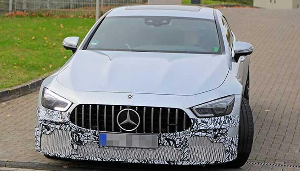 Mercedes-AMG GT 63 S 2021