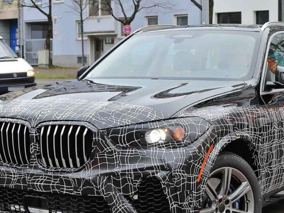 Nuova BMW X5 2022
