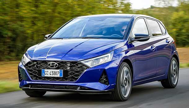 Hyundai i20 Hybrid