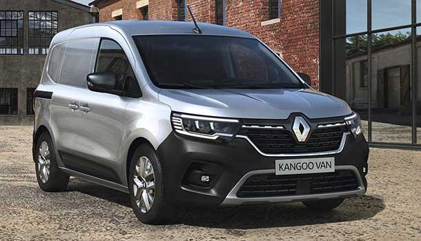 Nuovo Kangoo Van