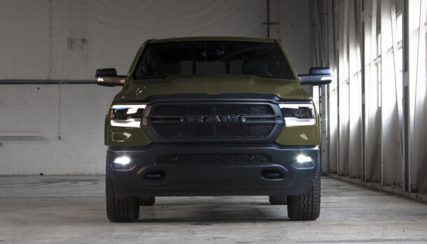 Ram 1500 Built to Serve Edition
