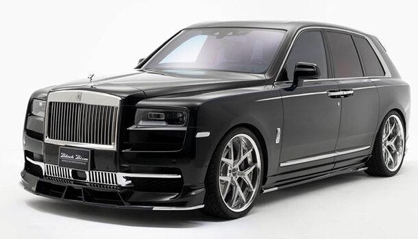 Rolls-Royce Cullinan Black Bison by Wald International