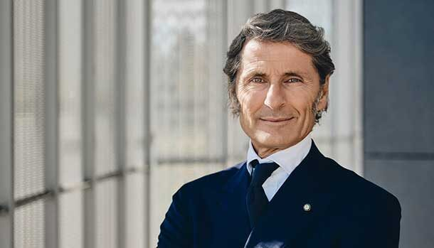 Stephan Winkelmann CEO Lamborghini