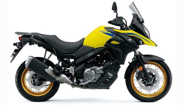 Suzuki V-Strom 650 2021