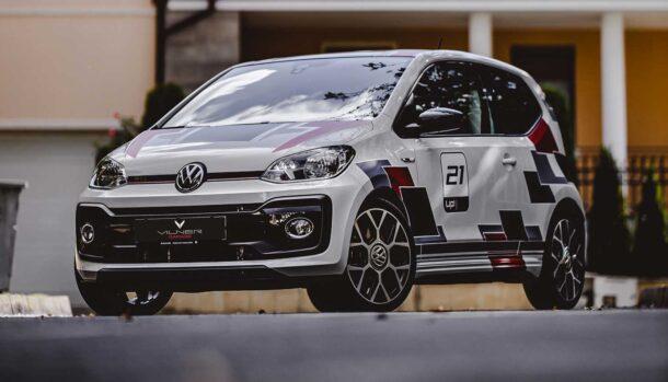Volkswagen Up! GTI by Vilner Garage