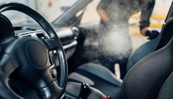 Noleggio Auto - Igienizzazione obbligatoria
