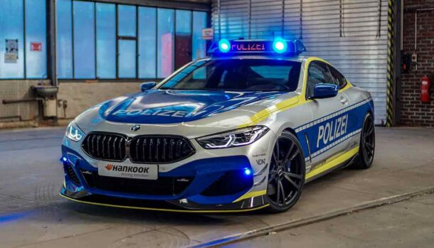 AC Schnitzer BMW M850i xDrive Coupé