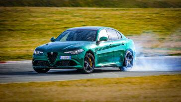Alfa Romeo Giulia Quadrifoglio MY20