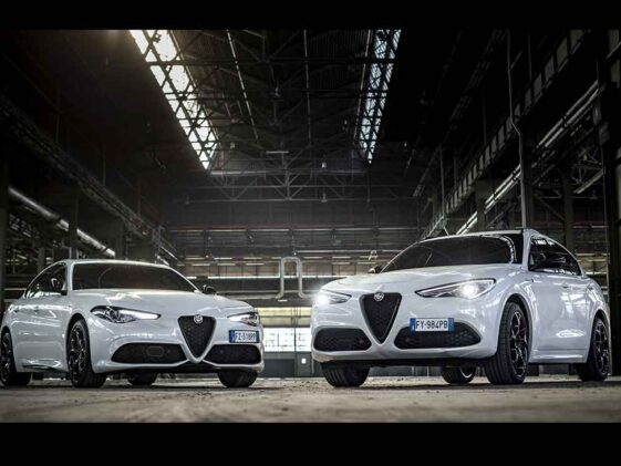 Alfa Romeo Giulia e Stelvio Veloce Ti MY21