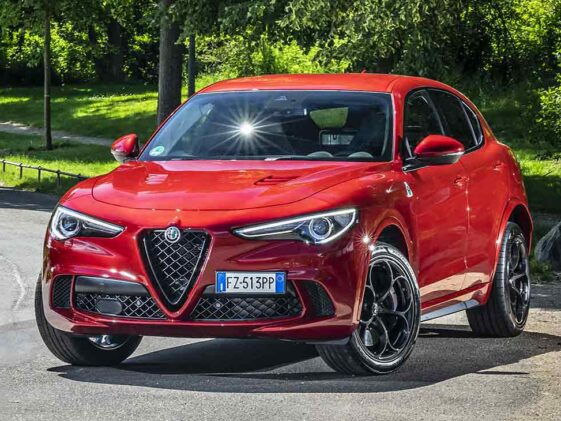 Alfa Romeo Stelvio GTA