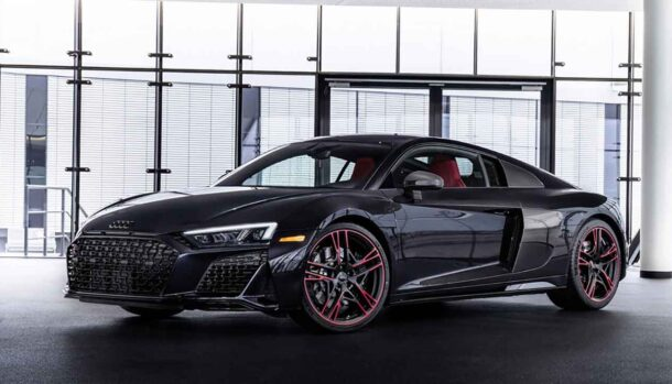 Audi R8 Panther Edition 2021