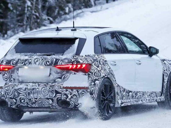 Audi RS3 2021