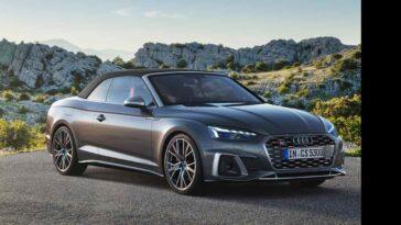 Audi S5 Cabriolet TFSI quattro tiptronic