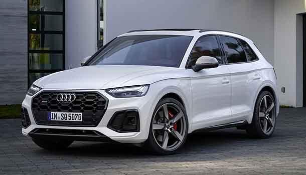 Nuova Audi SQ5 TDI