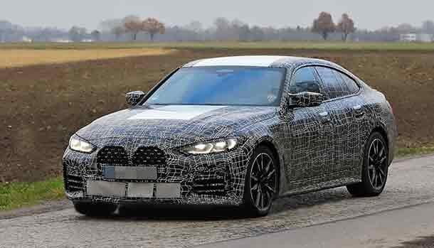 BMW Serie 4 Gran Coupé 2021