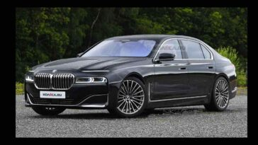BMW Serie 7 2022 by Kolesa