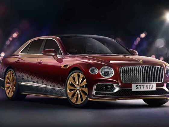Bentley Flying Spur Santa Claus Special Edition