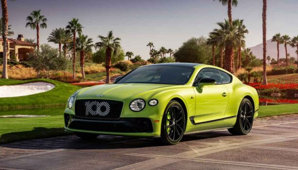 Bentley Pikes Peak Continental GT Limited Edition
