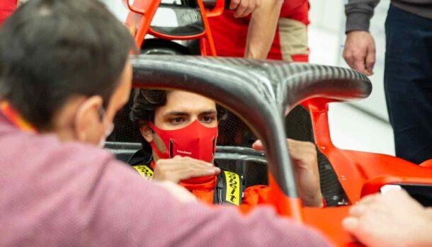 Carlos Sainz - Scuderia Ferrari F1
