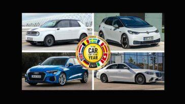 European Car of the Year 2021
