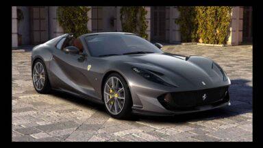 Ferrari 812 GTS - BBC TopGear Magazine Awards
