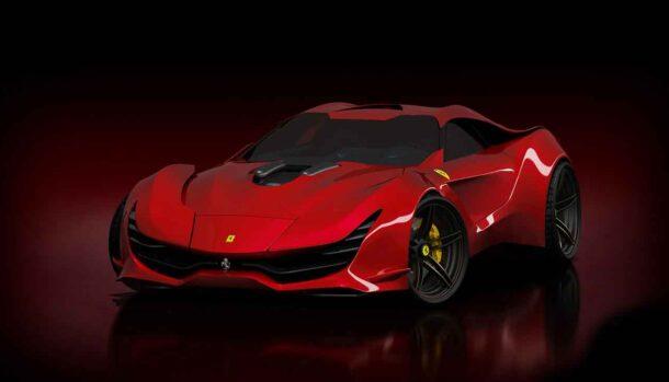 Ferrari CascoRosso
