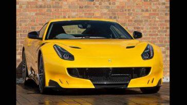 Ferrari F12tdf 120th Anniversary Edition