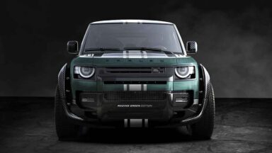 Land Rover Defender by Carlex Design