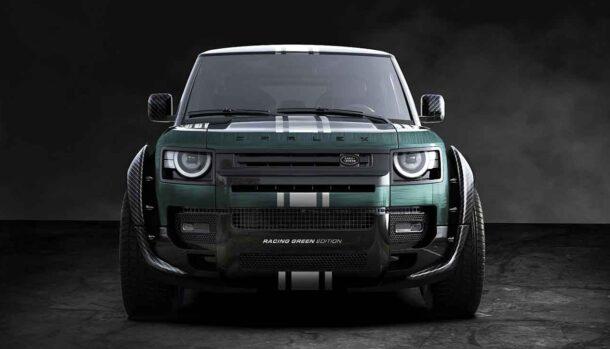Land Rover Defender by Carlex Design
