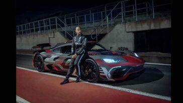 Mercedes-AMG One - Lewis Hamilton