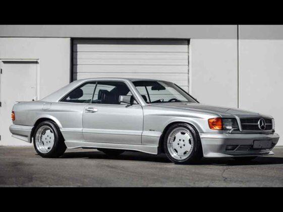 Mercedes-Benz 560 SEC AMG 6.0 Wide-Body