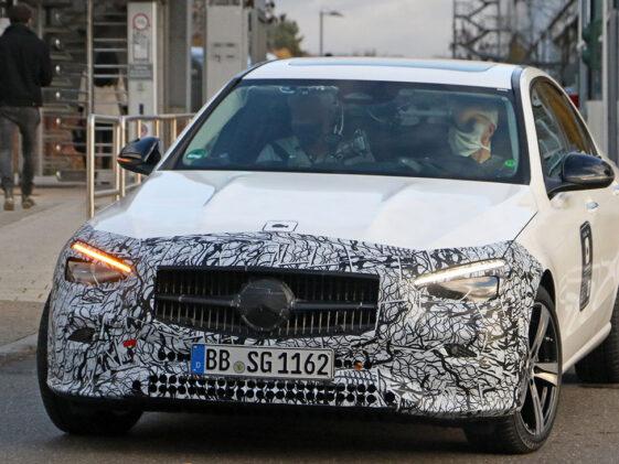Mercedes-Benz Classe C 2021