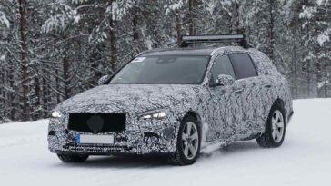 Mercedes-BenzClasse C Wagon 2022