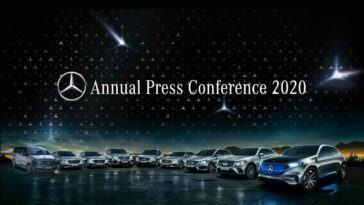 Mercedes-Benz Italia - Annual Press Conference 2020