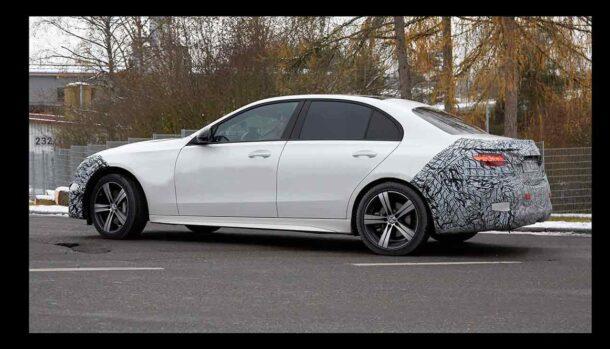 Nuova Mercedes Classe C 2022