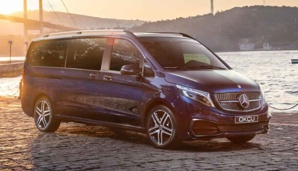 Mercedes Classe V Artisan Edition by OKCU Automotive