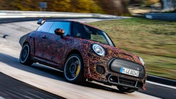 Mini John Cooper Works Electric