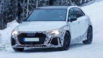 Nuova Audi RS3 2021