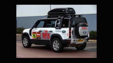 Nuova Defender 110 - Dakar 2021