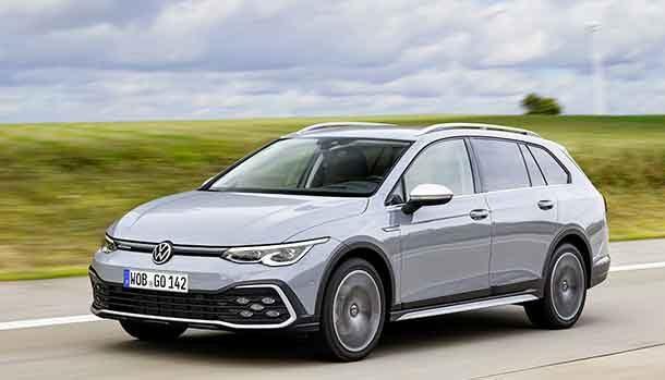 Volkswagen Golf Alltrack, wagon crossover tuttoterreno - QN Motori